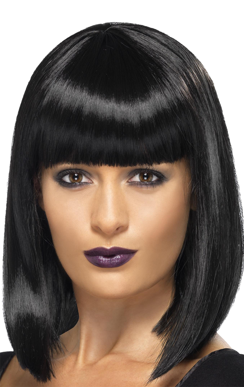 Jessie J Black Hair Wig