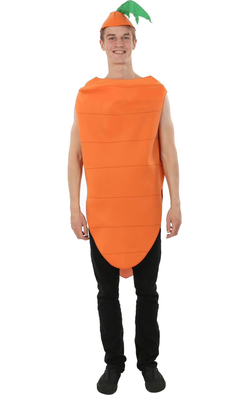 Adult The Big Carrot Costume