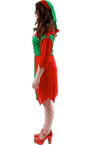 Ladies' Elf Outfit