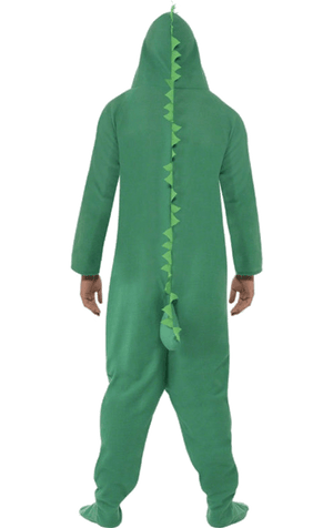 Adult Enormous Crocodile Costume