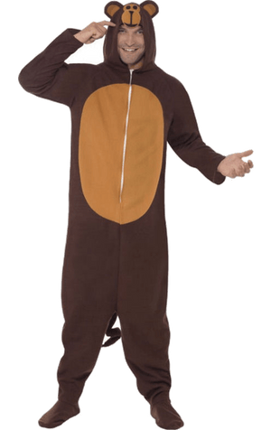 Monkey Onesie Costume