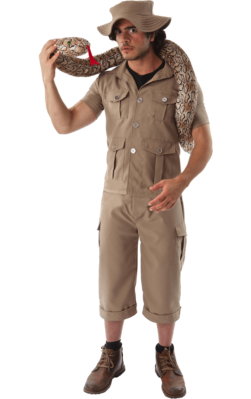 Adult Steve Irwin Costume