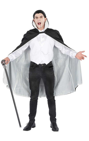 Black & White Vampire Costume