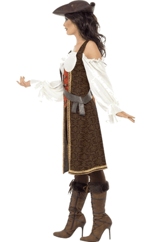 Miss Swashbuckle Costume