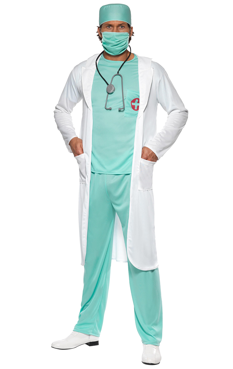 Doctors Uniform Costume