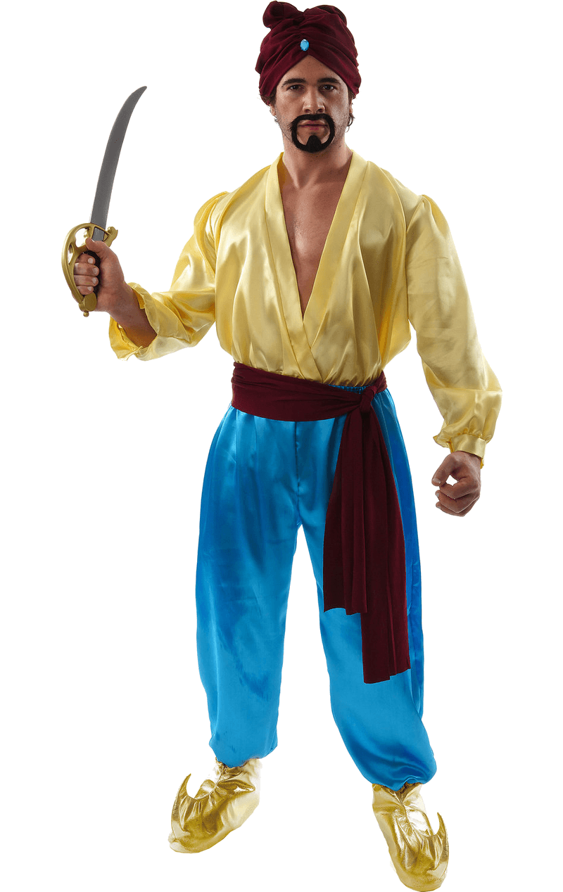 Adult Sinbad Pirate Costume