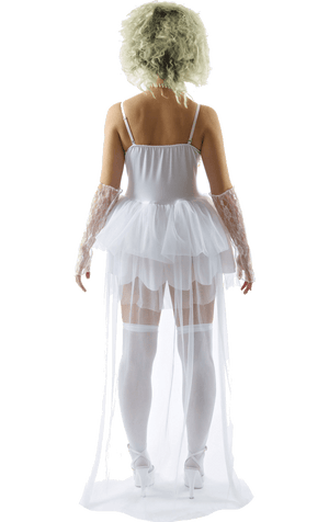 Adult 80s Virgin Bride Costume