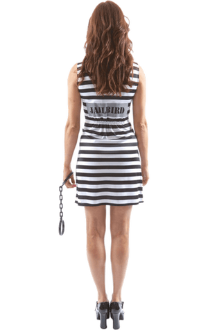 Adult Simple Convict Dress