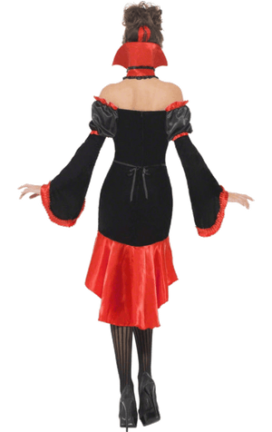 Fever Saucy Vampiress Costume