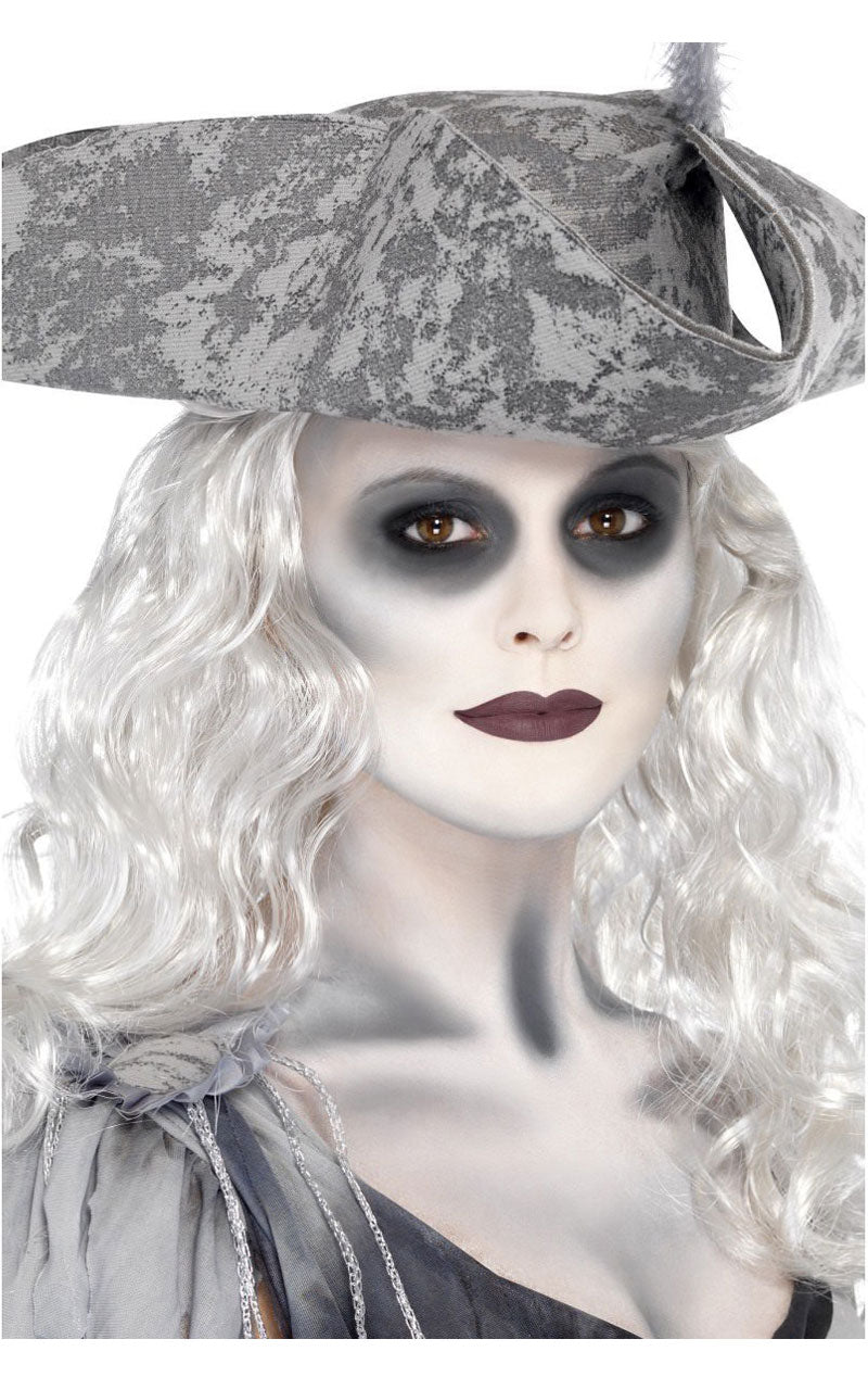White Ghost Make Up Set