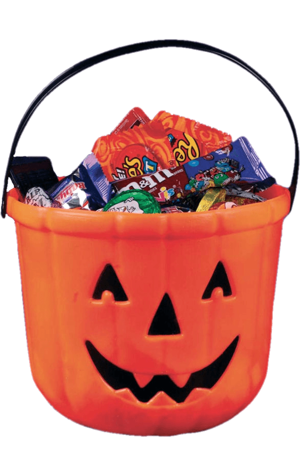 Trick or Treat Bucket Accessory
