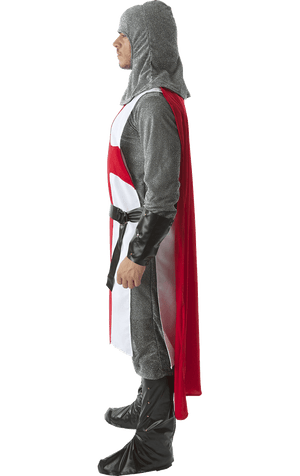 Adult Knight Crusader Costume
