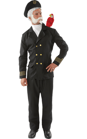 Adult Captain Birdseye Costume