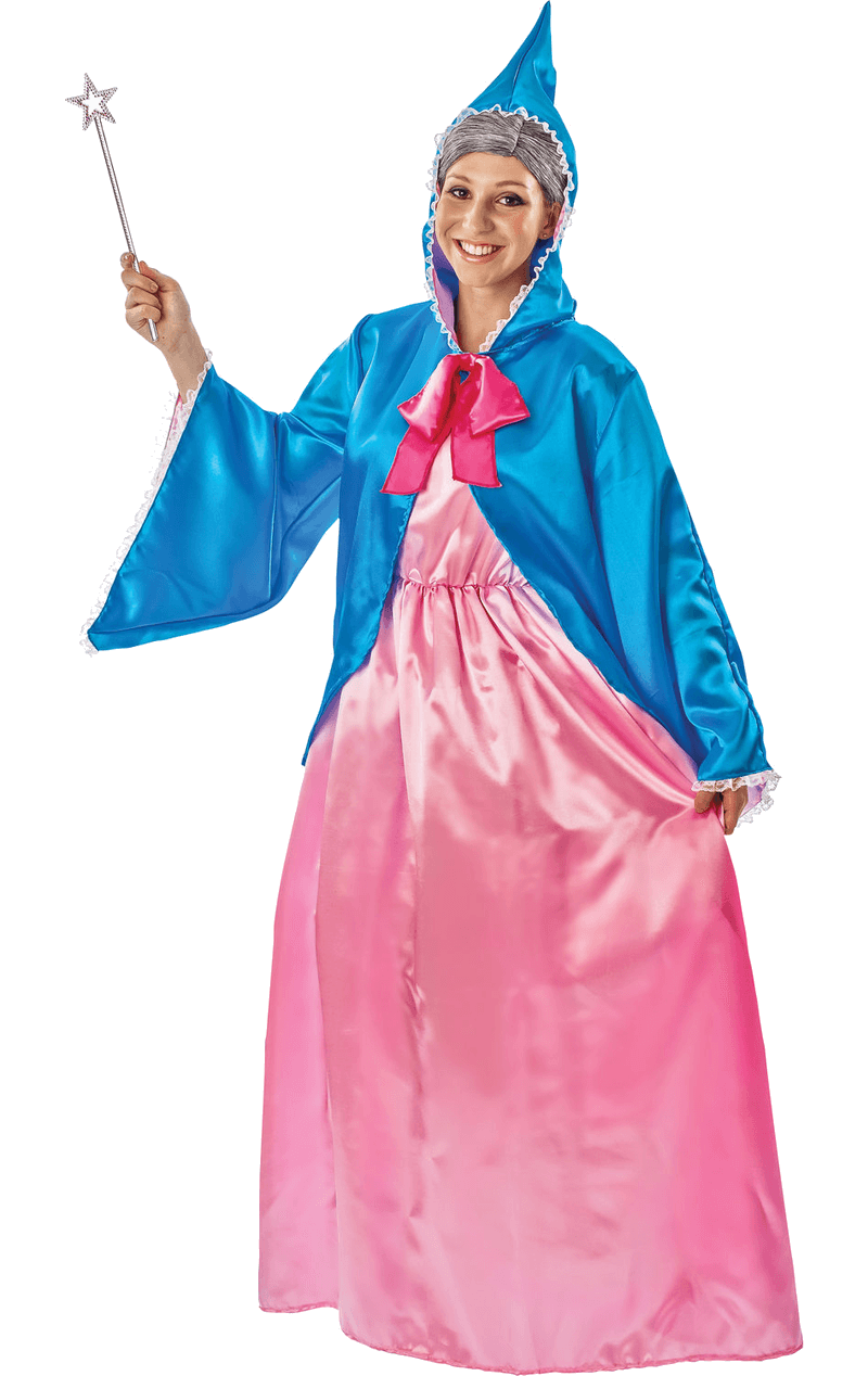 Adult Fairy Godmother Costume