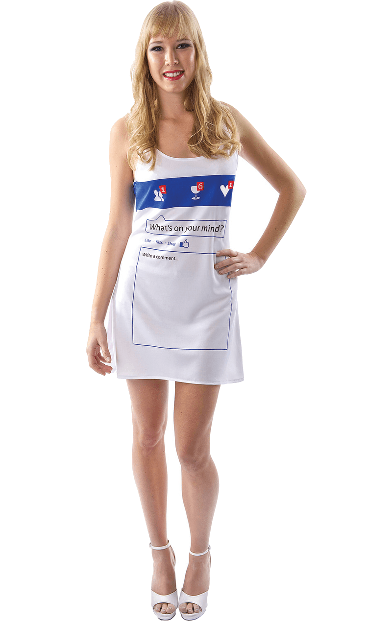Adult Social Network Dress