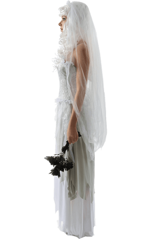 Adult Ghoulish Bride Costume