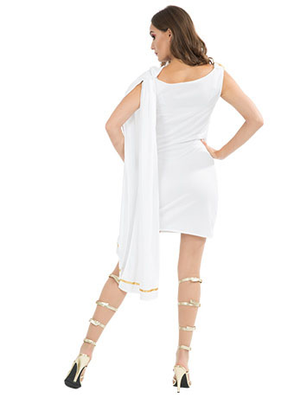 Ladies Olympian Goddess Costume