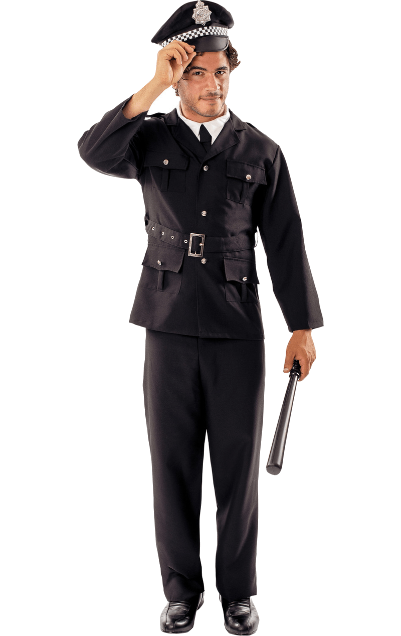 Mens Police Man Costume