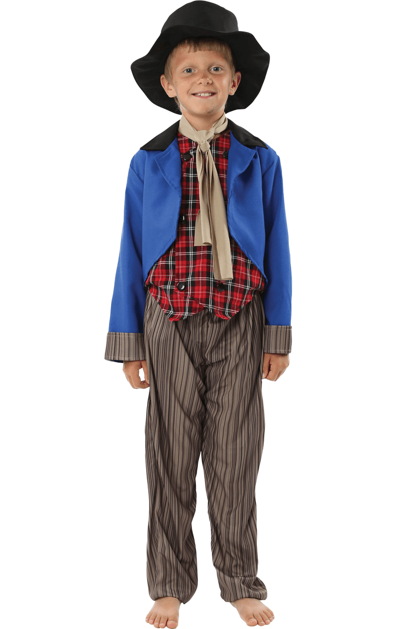 Kids Artful Dodger Costume
