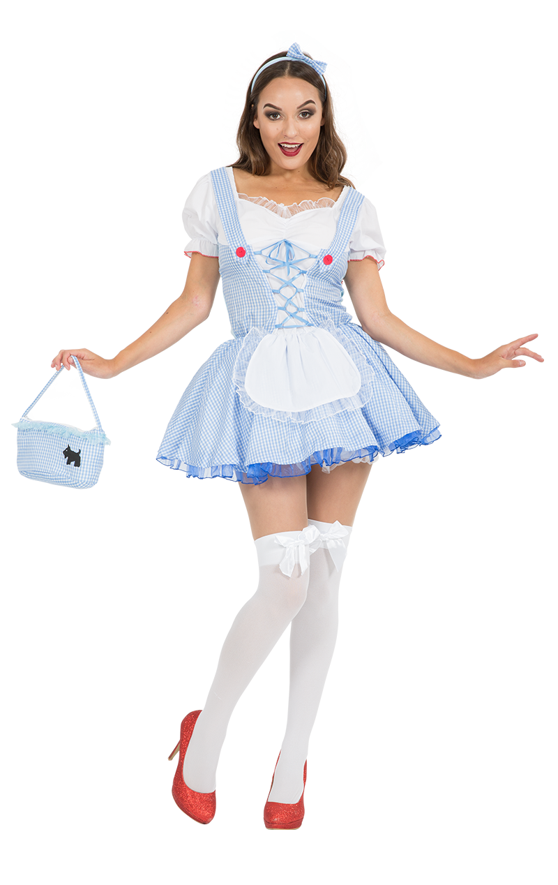 Storybook Dorothy Costume