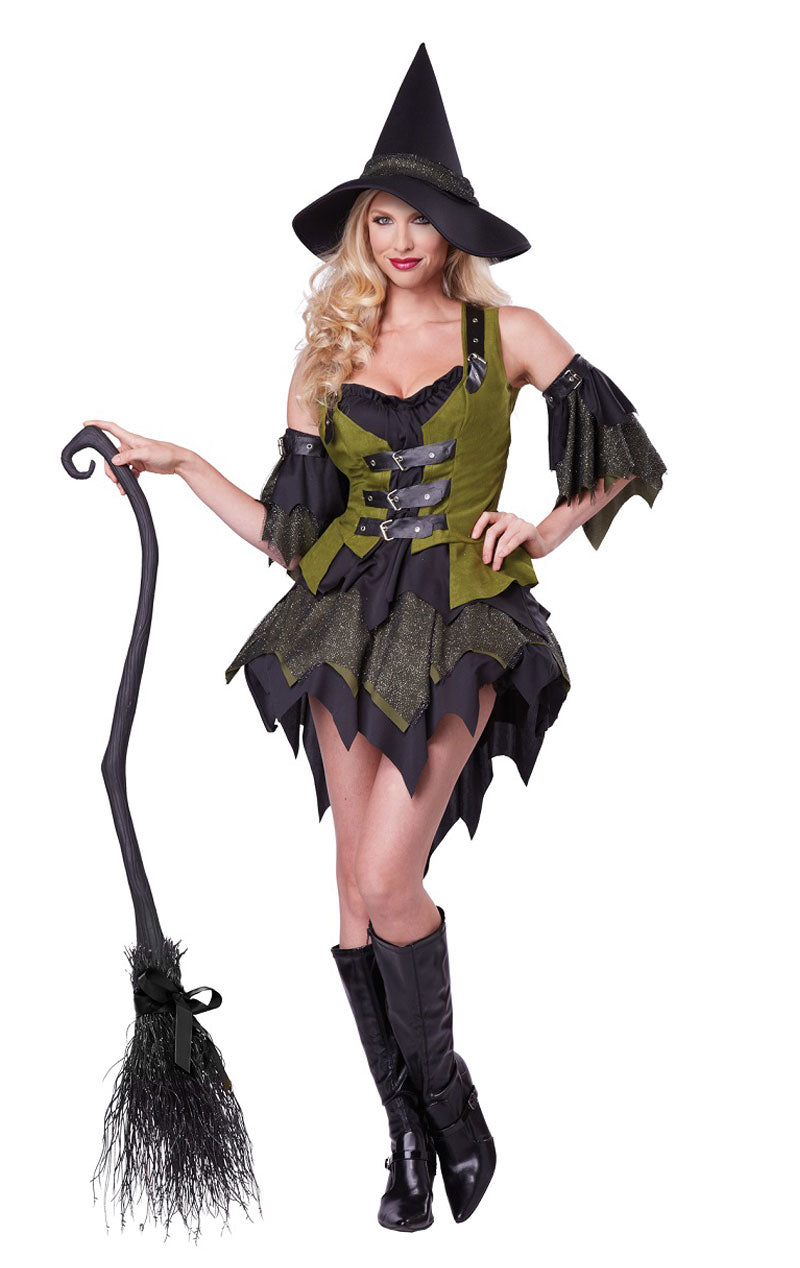 Ladies Bewitching Babe Costume