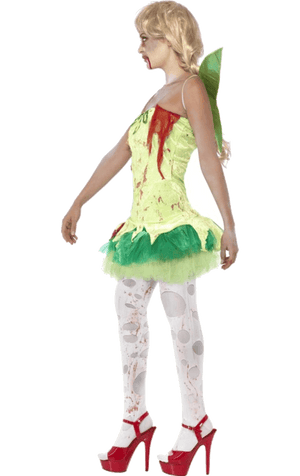 Ladies Zombie Fairy Costume