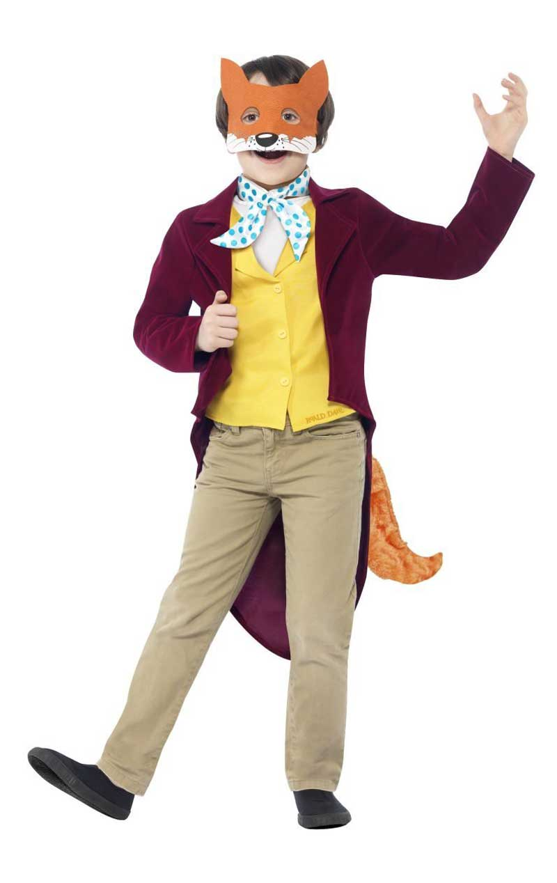 Child Fantastic Mr Fox Costume