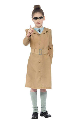 Kids Miss Trunchbull Costume