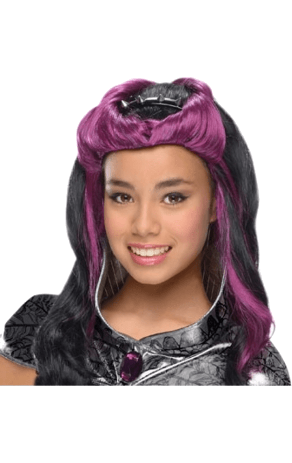 Kids Ever After High Raven Wig