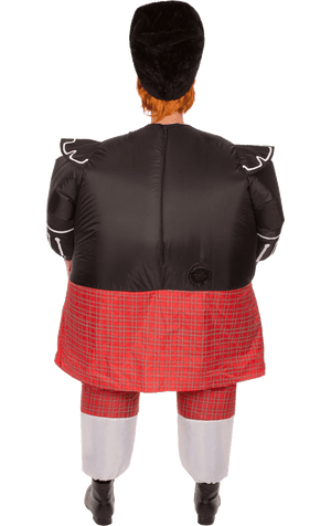 Adult Fat B Inflatable Costume