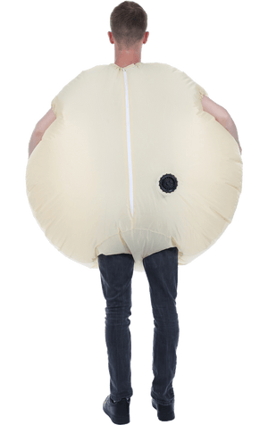 Adult Novelty Inflatable Boob Costume