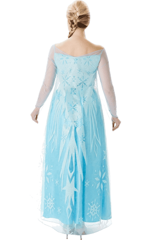 Womens Frozen Elsa Costume