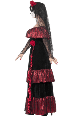 Day of the Dead Beauty Costume