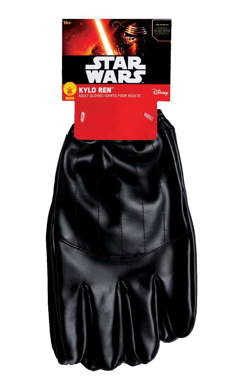 Adult Kylo Ren Gloves