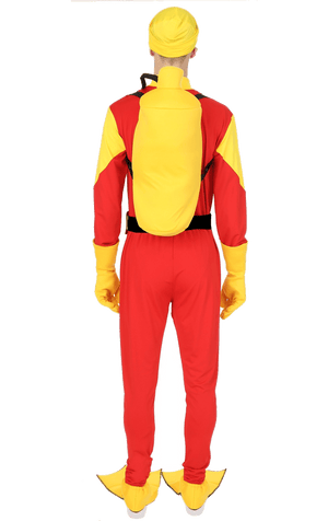 Adult Scuba Steve Film Costume