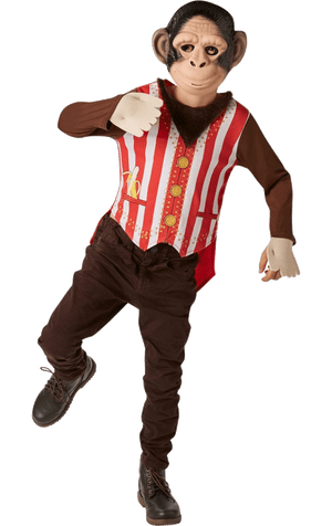 Kids Mr Monkey Costume
