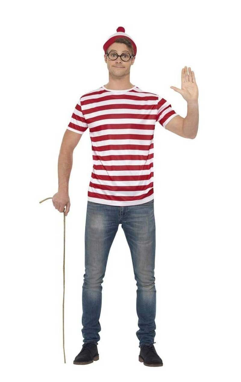 Adult Wheres Wally Book Kit