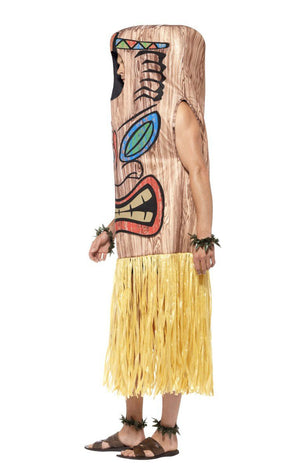 Hawaiian Tiki Totem Costume