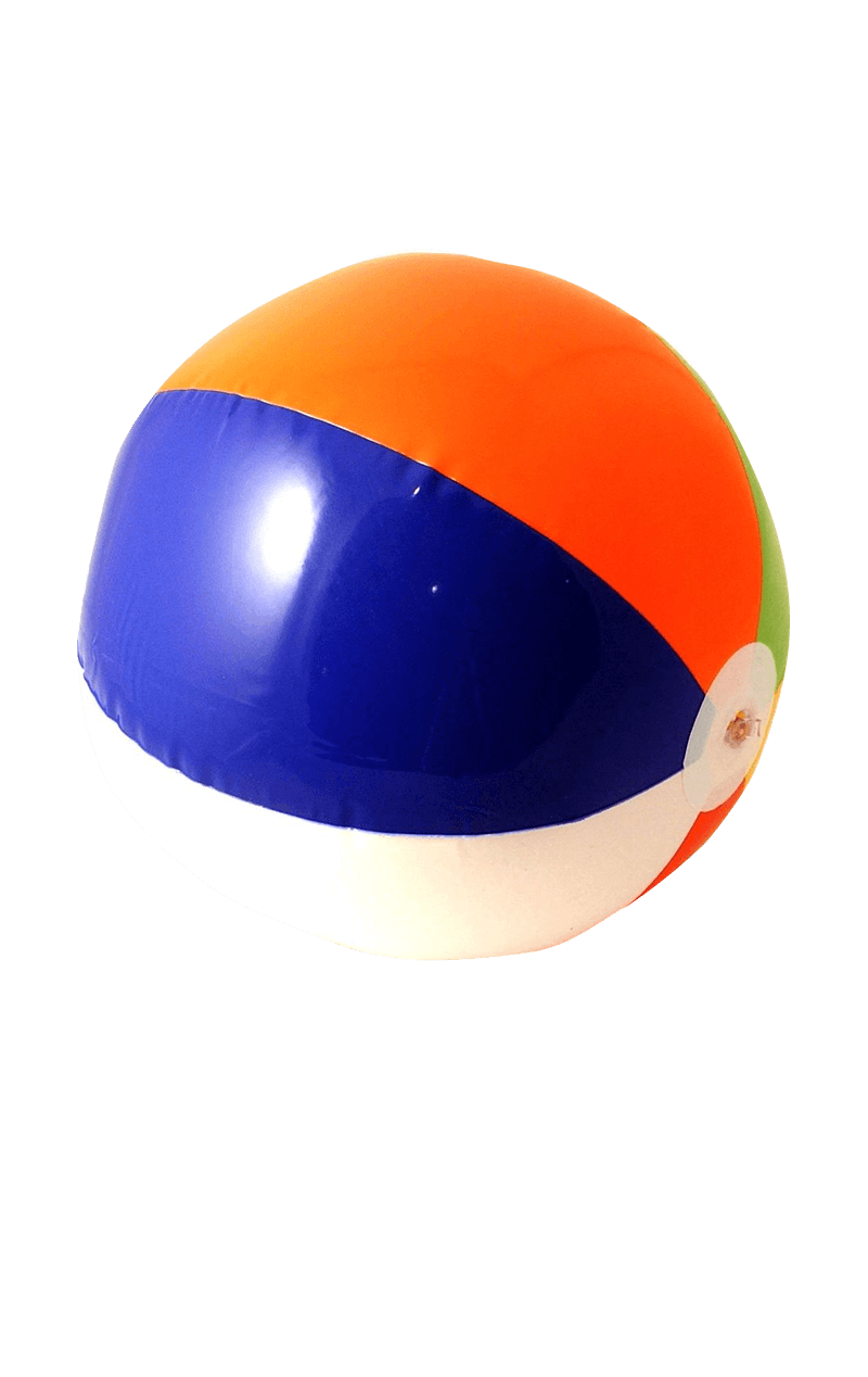Inflatable Beach Ball Accessory