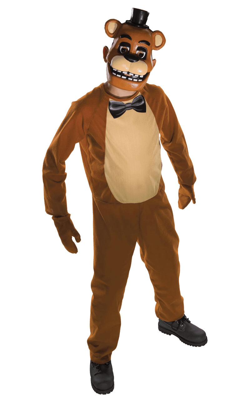 Kids Five Nights Freddy Costume