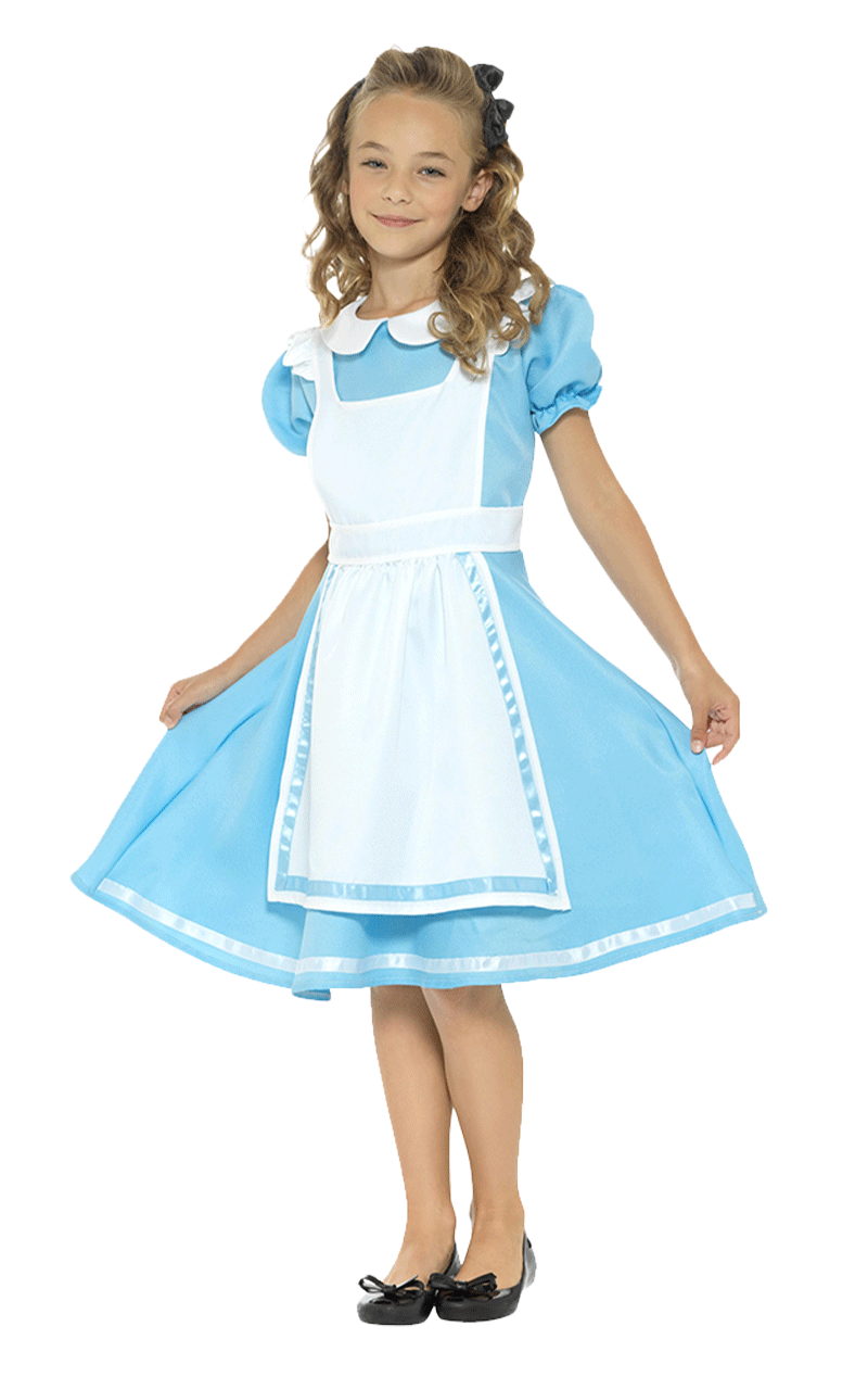 Kids Storybook Alice Costume