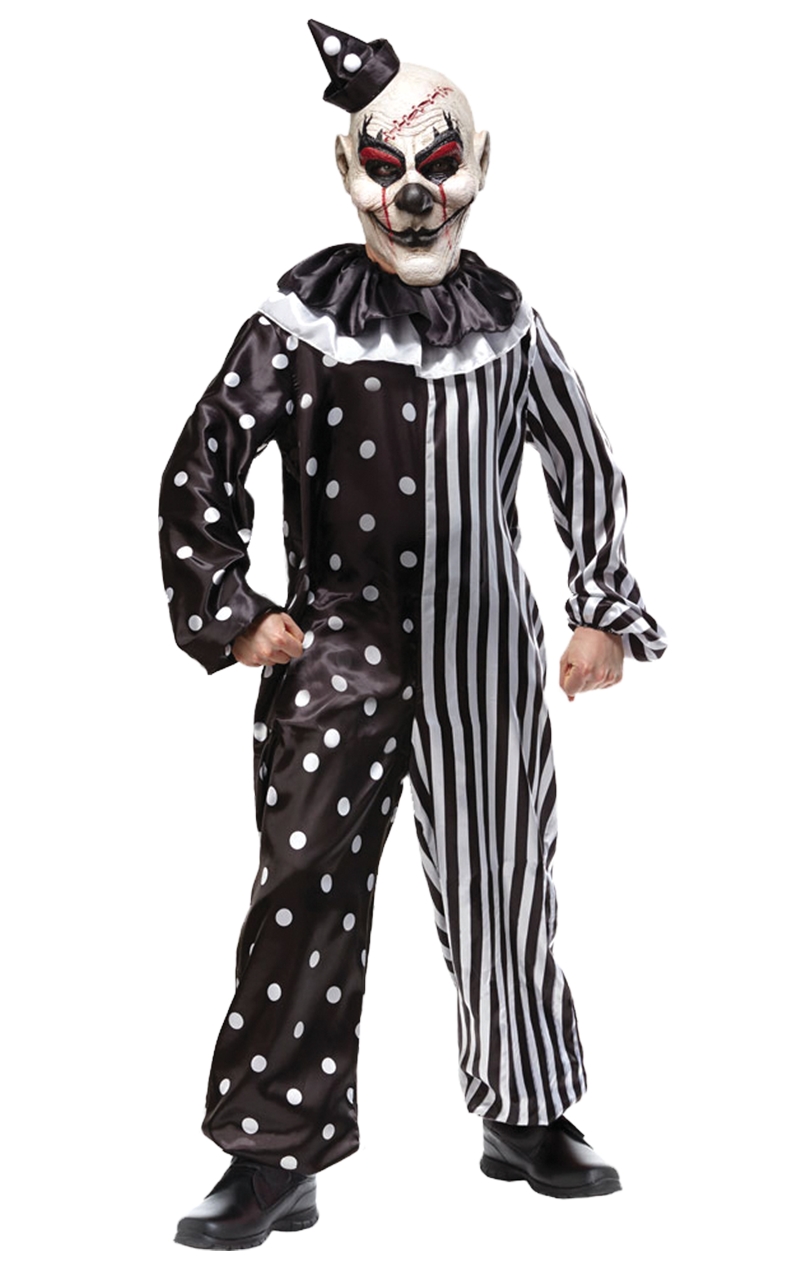 Kids Killjoy Clown Costume