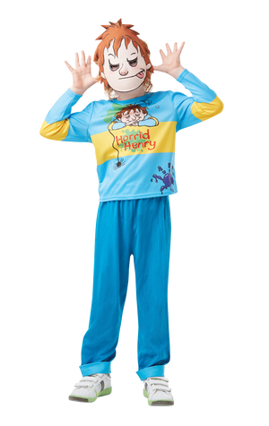 Kids Horrid Henry Book Costume