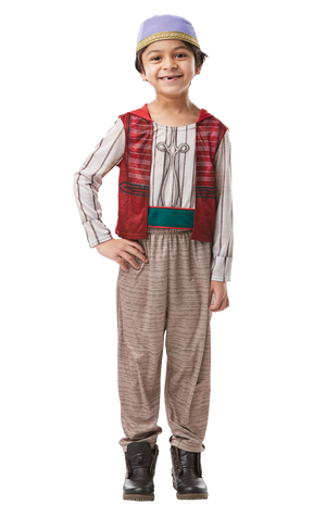 Kids Live Action Aladdin Costume