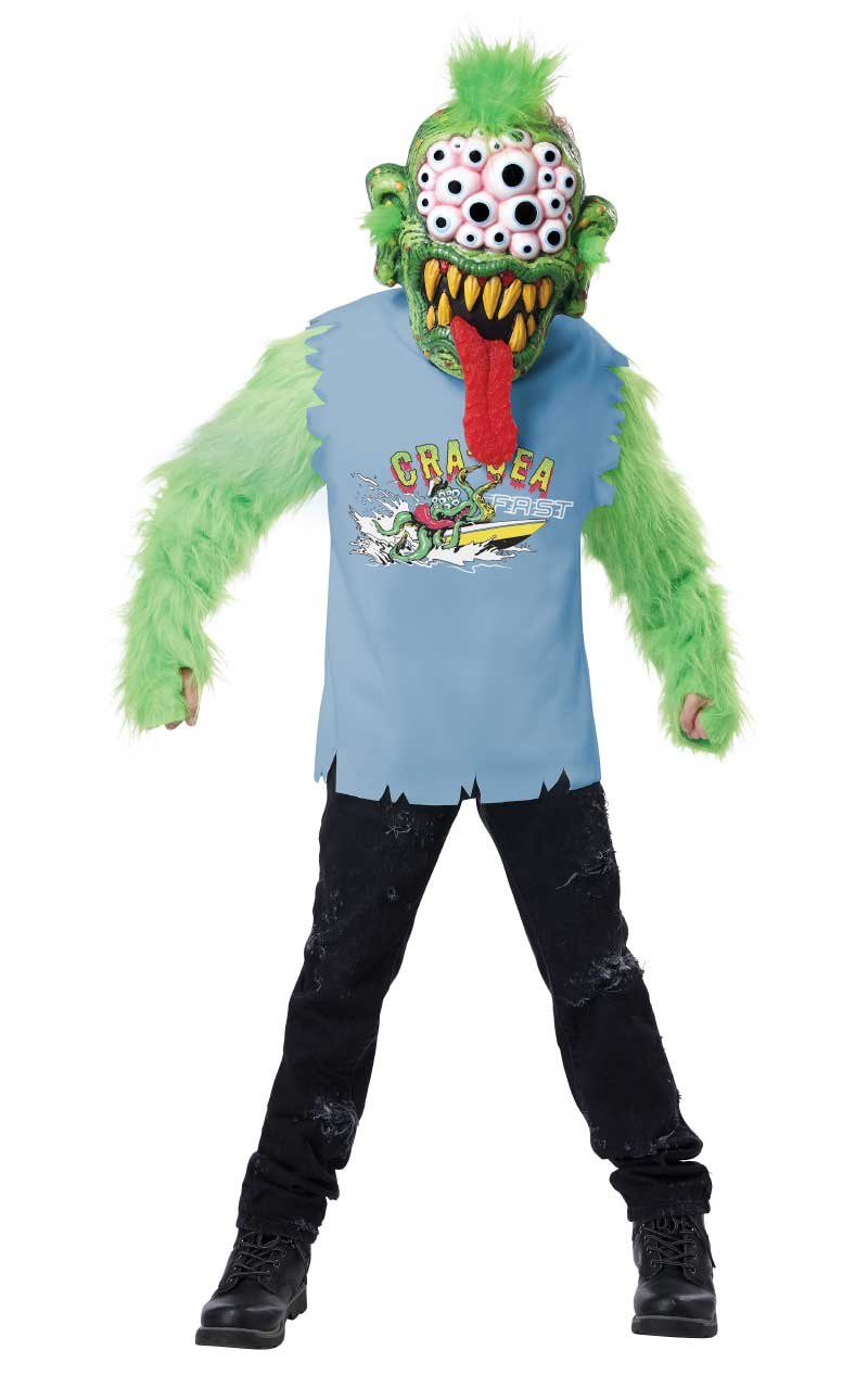 Kids See Monster Costume