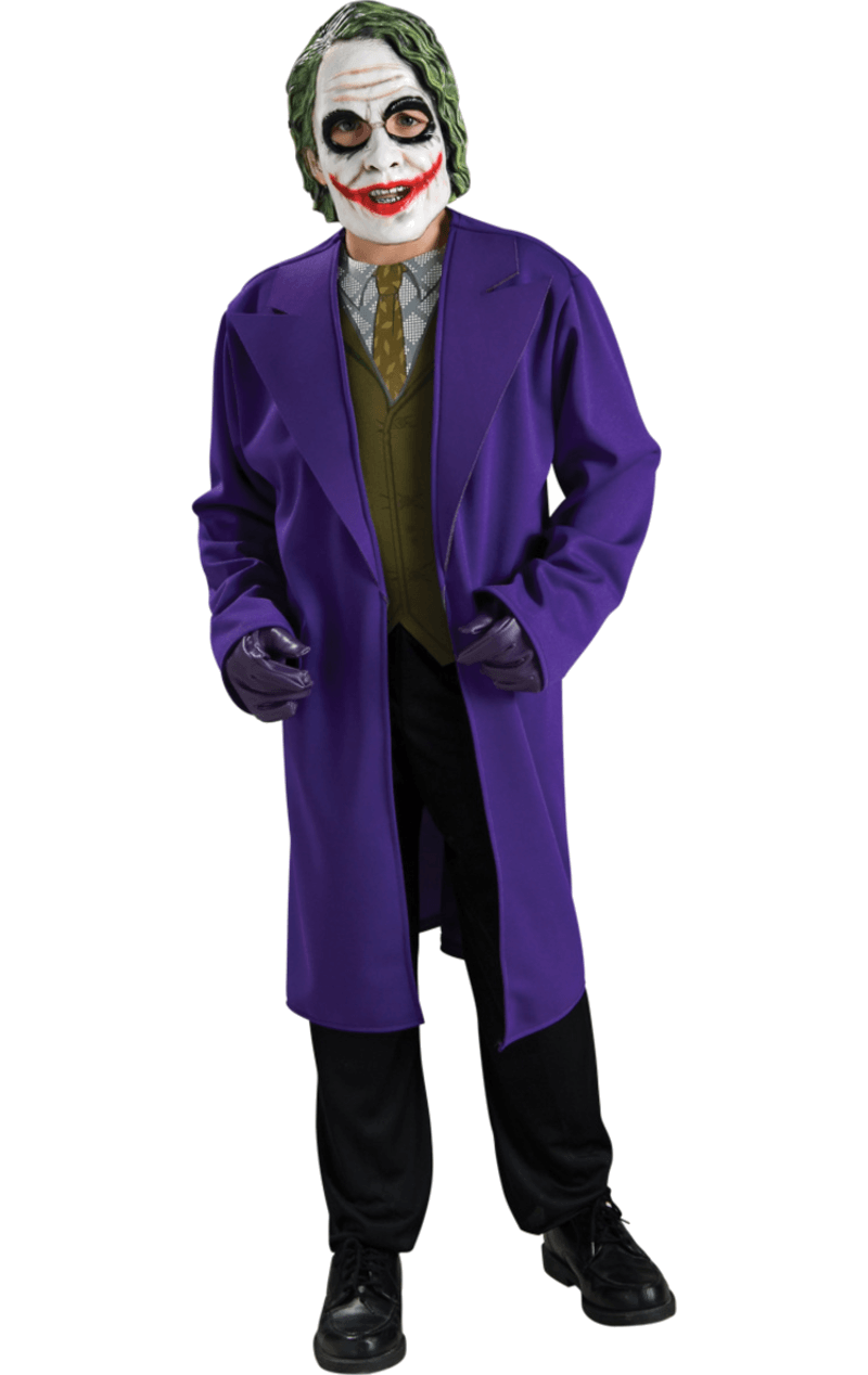 Kids The Joker Movie Costume