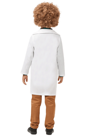 Kids Mad Scientist Costume