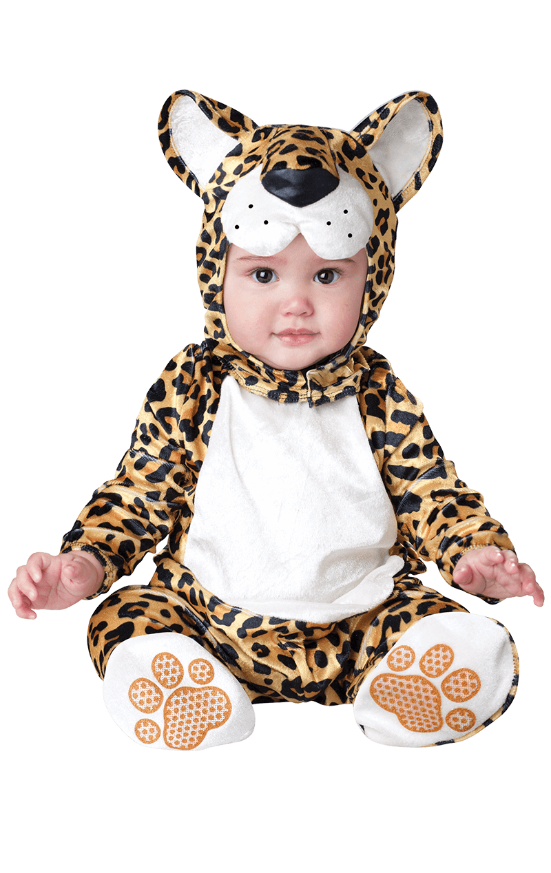 Baby Leapin Leopard Costume