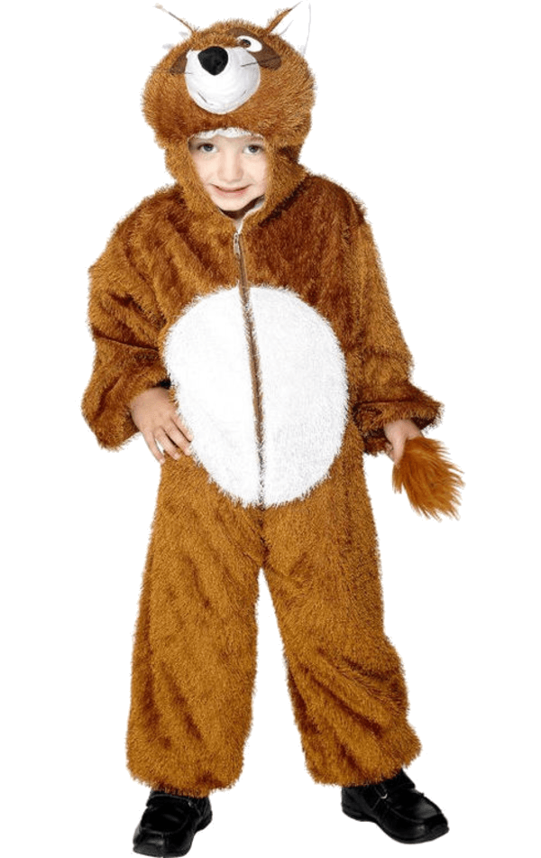 Kids Fox Animal Costume