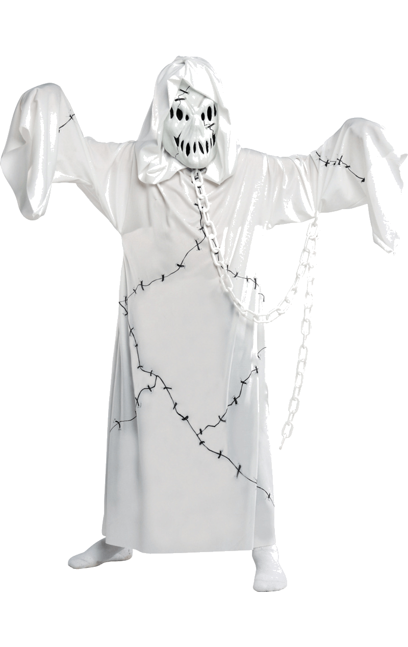 Kids Cool Ghoul Costume